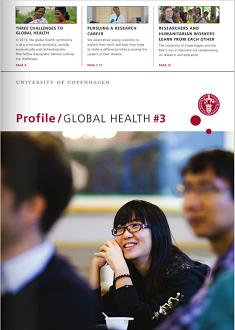 Profile Magazine Global Health