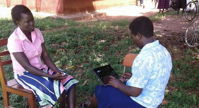 Psychosocial support in Northern Uganda